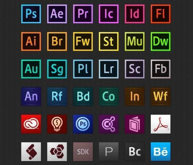 Adobe CC  2020  全家桶 WIN/MAC 大师独立版全版本