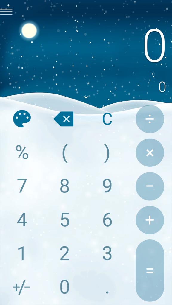 CALCU ™  Stylish Calculator时尚计算器v3.9.4解锁高级版